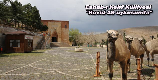 Eshab-ı Kehf Ziyaretçisiz Kaldı