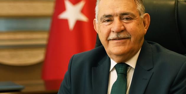 Başkan Mahçiçek'ten Ramazan Bayramı Kutlama Mesajı
