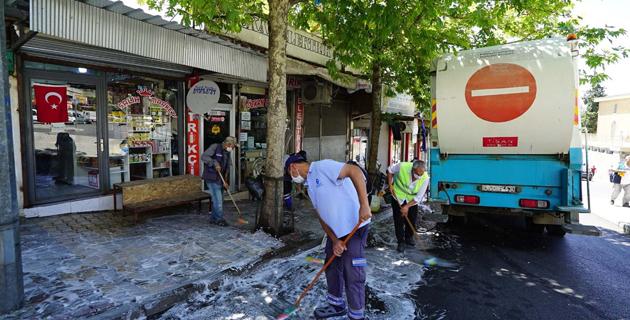 KMBB'den Kurban Bayramı temizliği