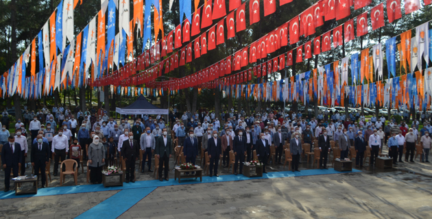 Türkoğlu İlçesinde Kongre Heyecanı