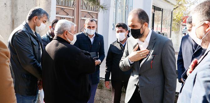 Milletvekili Özdemir: Kentsel Dönüşüm çalışmalarını takipçisiyiz
