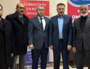 Yardımcıoğlu'ndan Eğitim Birsen'e ziyaret