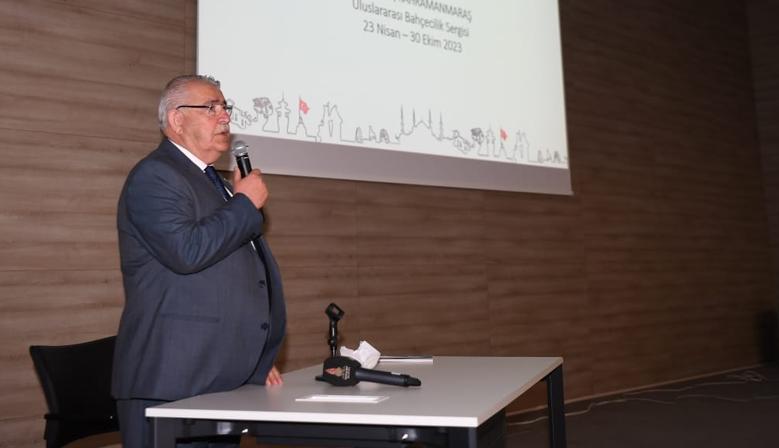 Başkan Mahçiçek, EXPO 2023'ü Anlattı