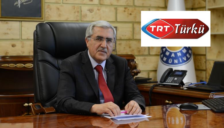 KSÜ TRT Türkü Radyosuna konuk oldu