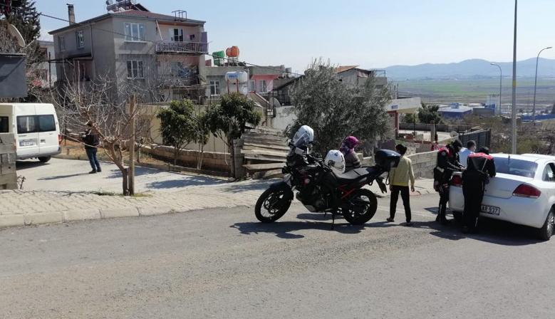 Kahramanmaraş'ta Hırsızlık İddiası