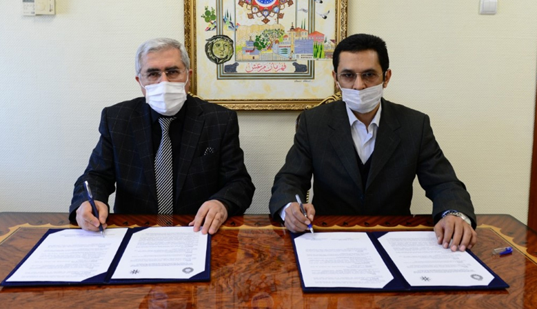 Ksü Ve Türkiye Yazarlar Birliği Arasında Protokol İmzalandı