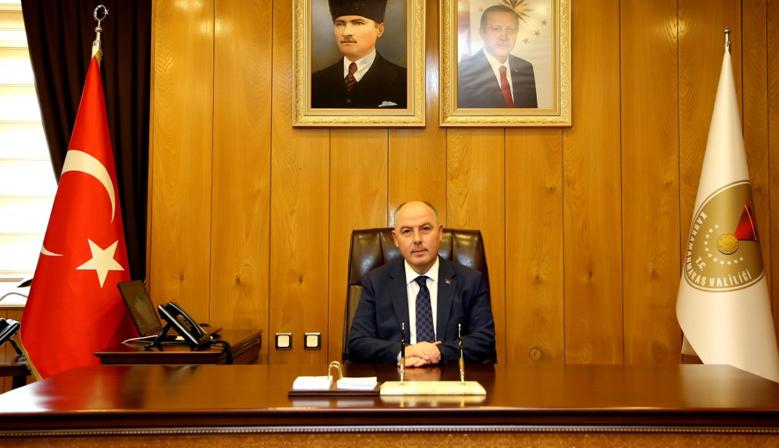 """VALİ COŞKUN'UN """"8 MART DÜNYA KADINLAR GÜNÜ"""" MESAJI"""