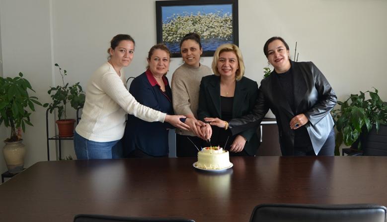 İYİ Partili Kadınlardan KAGİD'e Hayırlı Olsun Ziyareti