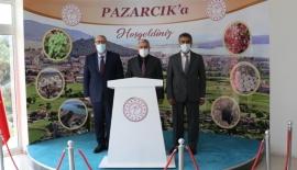 Ksü Rektörü Can, Pazarcık'ta