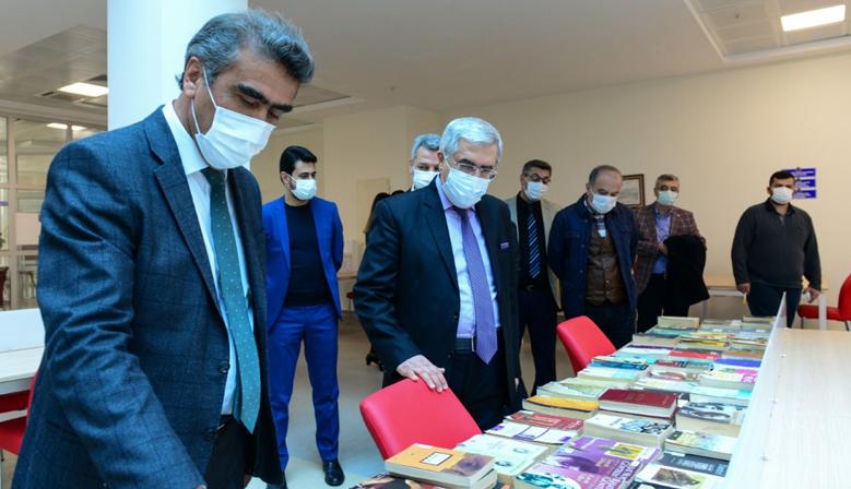 Ksü'de Kütüphane Haftasını Kutladı