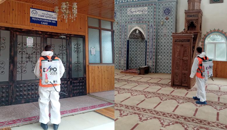 Onikişubat Belediyesi'nden Ramazan Hazırlıkları Başladı