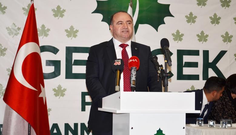 """BAŞKAN ÇEVİK, """"YAPILANLAR KABUL EDİLİR DEĞİL"""""""