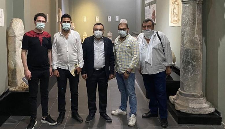 Kahramanmaraş DEVA Partisi Müze Haftasını Unutmadı