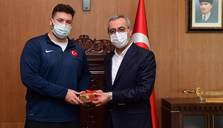 Kahramanmaraş'lı Sporcusu Türkiye'yi Temsil Edecek