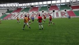 Kahramanmaraşspor son maçını 4-1 kaybetti