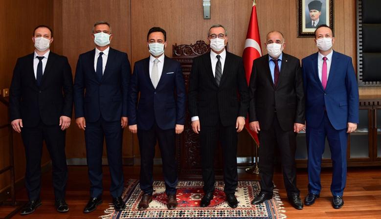 Kahramanmaraş'ta Organize Sanayi Bölgeleri Kente Katma Değer Sağlayacak