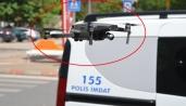 Kahramanmaraş'ta drone ile kısıtlama denetimi
