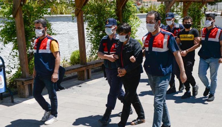 Kahramanmaraş'taki DEAŞ operasyonunda 2 şüpheli tutuklandı