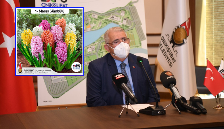 """Mahçiçek, """"EXPO 2023 Sembol Çiçekleri Arasına Lavantayı da Dahil Ediyoruz"""""""