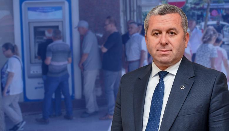 Yardımcıoğlu'ndan ATM açıklaması