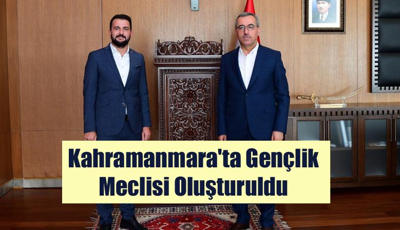 Kahramanmara'ta Gençlik Meclisi Oluşturuldu