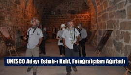 UNESCO Adayı Eshab-ı Kehf, Fotoğrafçıları Ağırladı