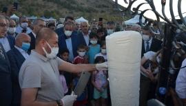 KERVAN PASTANELERİ FESTİVALE DAMGA VURDU