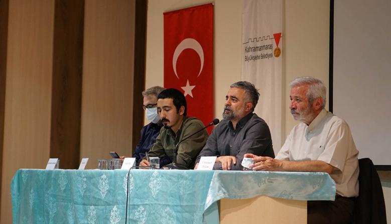 """Kahramanmaraş'ta """"Mehmet Akif ve Türkiye'si"""" konulu panel düzenlendi"""
